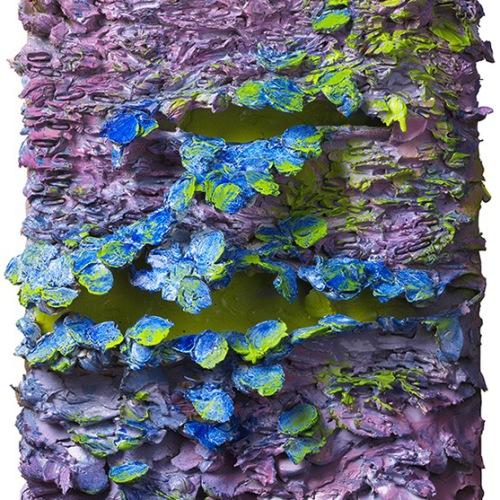 Purple Haze 40 x 31 cm