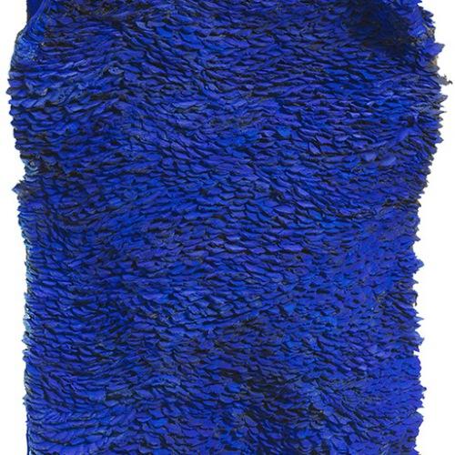 Just Blue 72 x 52 cm